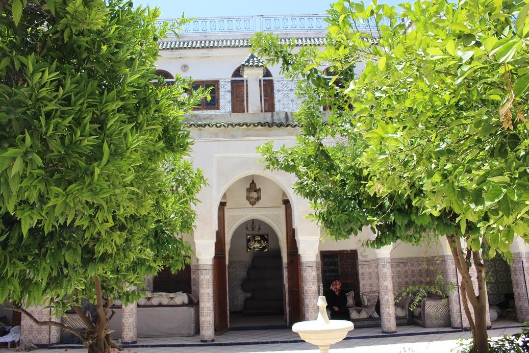 Riads For Sale Marrakech - Riad For Sale - Riads a Vendre - Riad a Vendre - Real Estate Opportunities Marrakech - Marrakech realty - Historic Riad To Renovate Marrakech