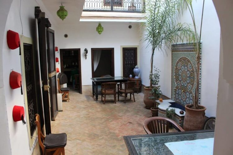 Chic Riad For Sale Marrakech - Riads For Sale Marrakech - Marrakech Real Estate - Marrakech Realty - Immobilier Marrakech - Riads a Vendre Marrakech