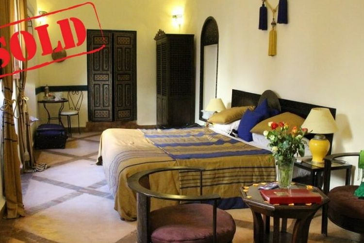 Beautiful Guesthouse Riad For Sale Marrakech - Riads For Sale Marrakech - Marrakech Realty - Marrakech Real Estate - Immobilier Marrakech - Riads a Vendre