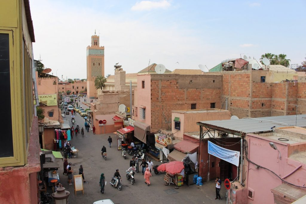 Cafe and Riad For Sale Marrakech - Riads For Sale Marrakech - Riad To Renovate For Sale Marrakech - Marrakech Realty - Marrakech Real Estate - Riads a Vendre Marrakech