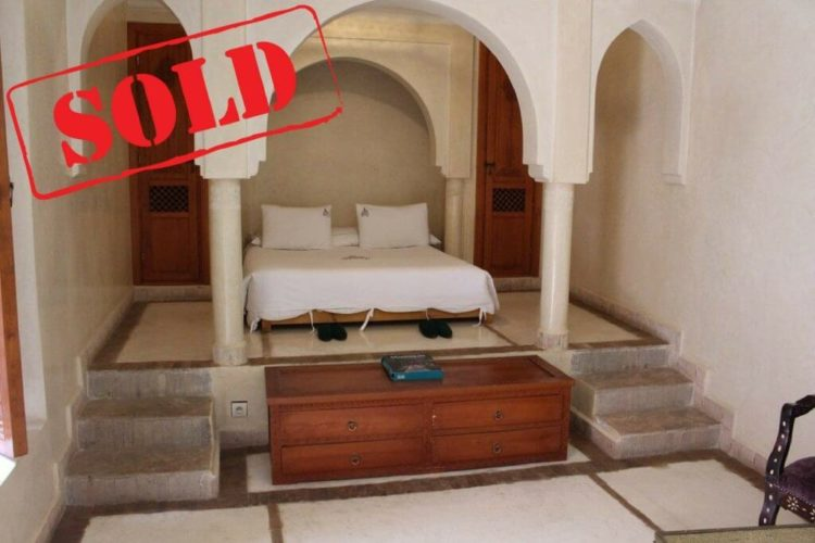 Fabulous Riad For Sale Marrakech from Bosworth Property - Riads For Sale Marrakech