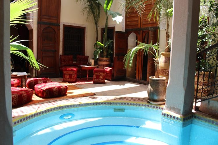 Boutique Riad Guesthouse For Sale Marrakech - Riads For Sale Marrakech - Riad For Sale - Marrakech Realty - Marrakech Real Estate - Immobilier Marrakech - Riads a Vendre
