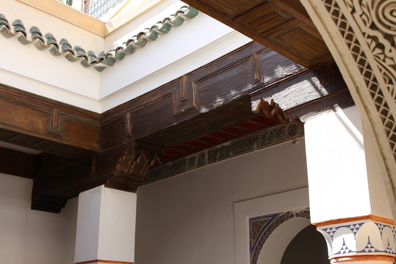 Riads For Sale Marrakech from Bosworth Property - Rare Historic Riad For Sale Marrakech - Marrakech Realty - Marrakech Real Estate - Immobilier Marrakech - Riads a Vendre Marrakech