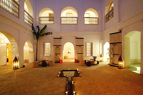 Successful Riad Guesthouse For Sale Marrakech - Riads For Sale Marrakech - Marrakesh Realty - Marrakech Real Estate - Immobilier Marrakech - Riads A Vendre