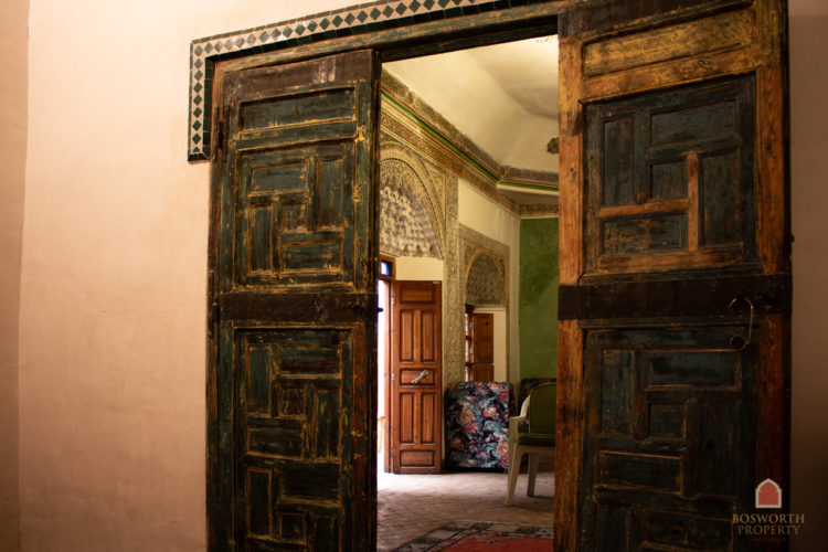 Delightful Riad Pied a Terre For Sale Marrakech - Riads For Sale Marrakech from Bosworth Property - Riad For Sale - Marrakesh Realty - Marrakech Real Estate - Immobilier Marrakech - Riads a Vendre