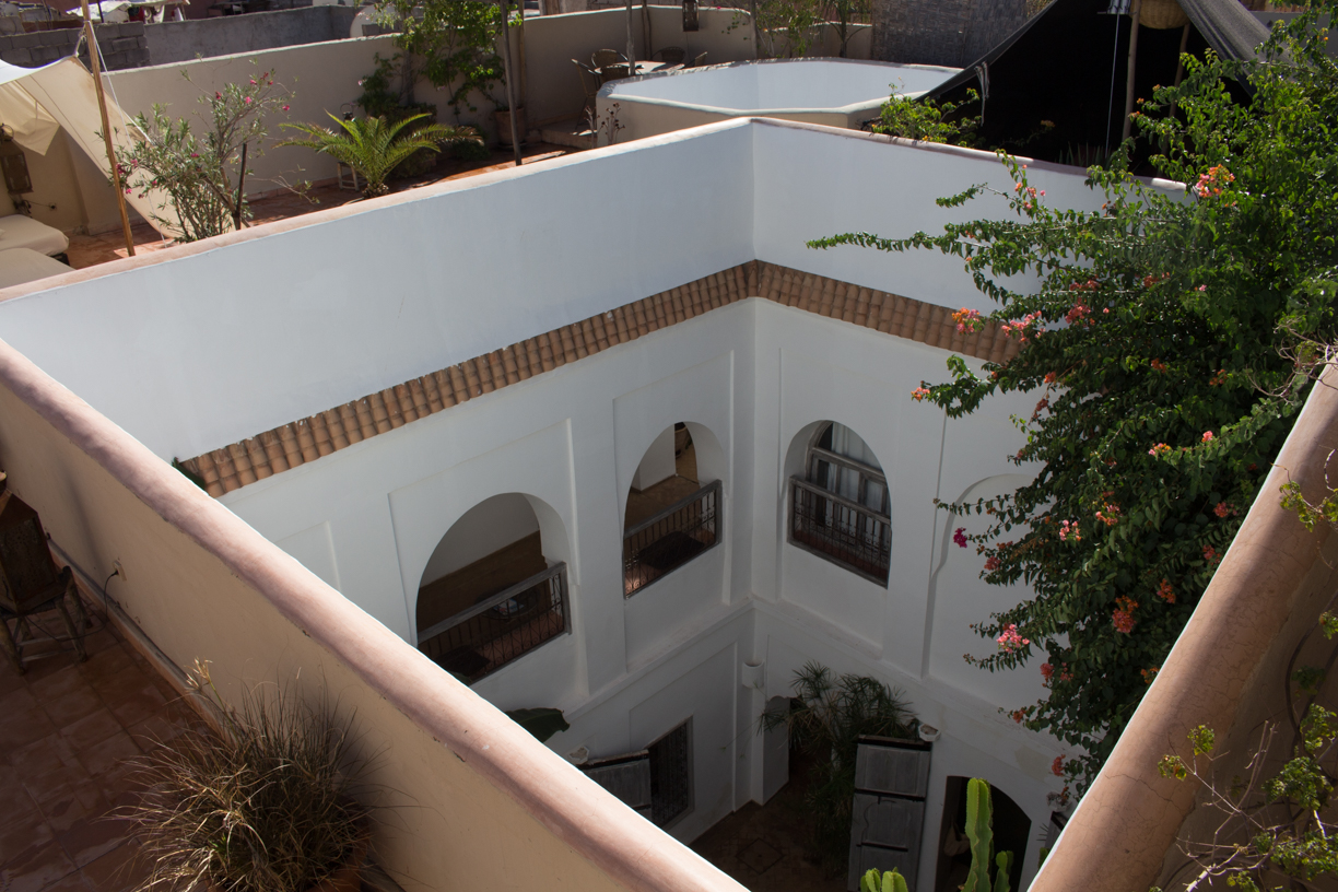 Riads For Sale Marrakech - Successful Riad Guesthouse For Sale Marrakech - Marrakesh Realty - Marrakech Real Estate - Immobilier Marrakech - Riads a Vendre Marrakech