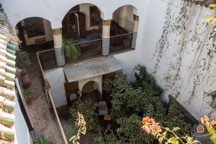 Riads For Sale Marrakech - Romantic Riad For Sale Marrakech - Marrakesh Realty - Marrakech Real Estate - Immobilier Marrakech - Riads a Vendre Marrakech