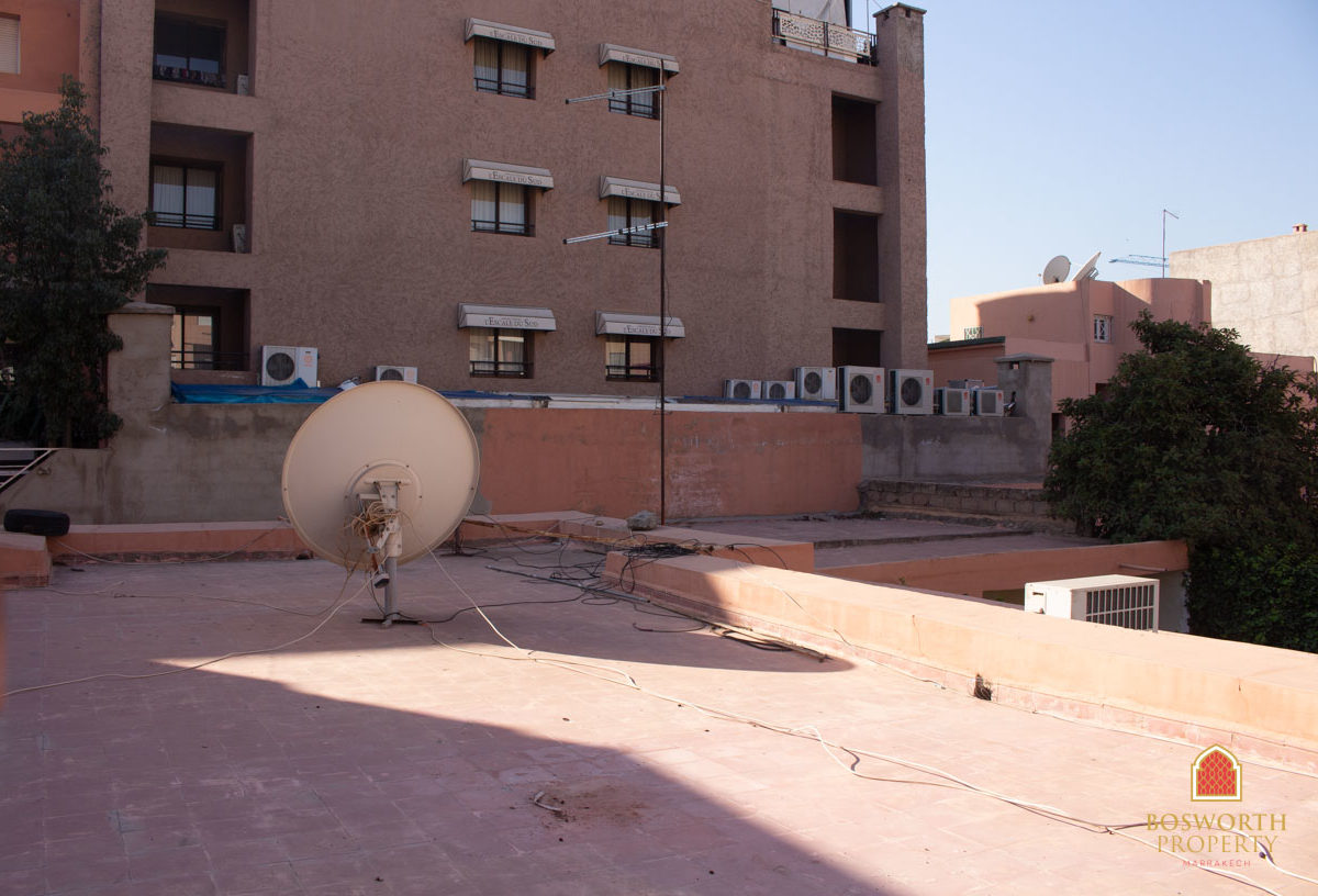 Building Land For Sale Marrakech Hivernage - Riads For Sale Marrakech - Riad For Sale Marrakech - Marrakesh Realty - Marrakech Real Estate - Immobilier Marrakech - Riads a Vendre Marrakech