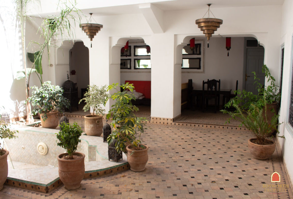 Riads For Sale Marrakech - Great Value Riad For Sale Marrakech - Marrakesh Realty - Marrakech Real Estate - Immobilier Marrakech - Riads a Vendre Marrakech