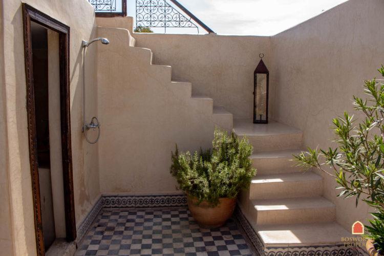 Riads For Sale Marrakech - Top Class Little Riad For Sale Marrakech - Marrakesh Realty - Marrakech Real Estate - Immobilier Marrakech - Riads a Vendre Marrakech