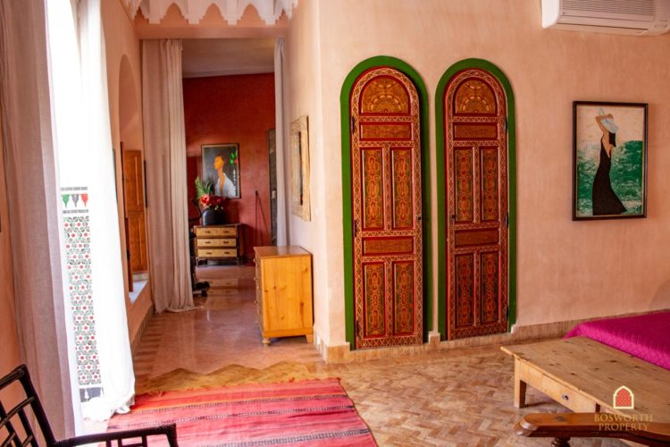Riads For Sale Marrakech - Wonderful Private Riad For Sale Marrakech - Marrakesh Realty - Marrakech Real Estate - Immobilier Marrakech - Riads a Vendre Marrakech