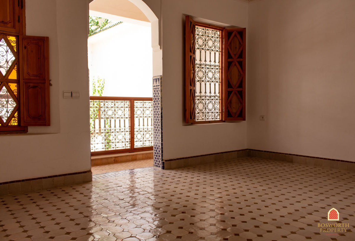 Riads For Sale Marrakech -Gorgeous 4 bed Riad For Sale Marrakech - Marrakesh Realty - Marrakech Real Estate - Immobilier Marrakech - Riads a Vendre Marrakech
