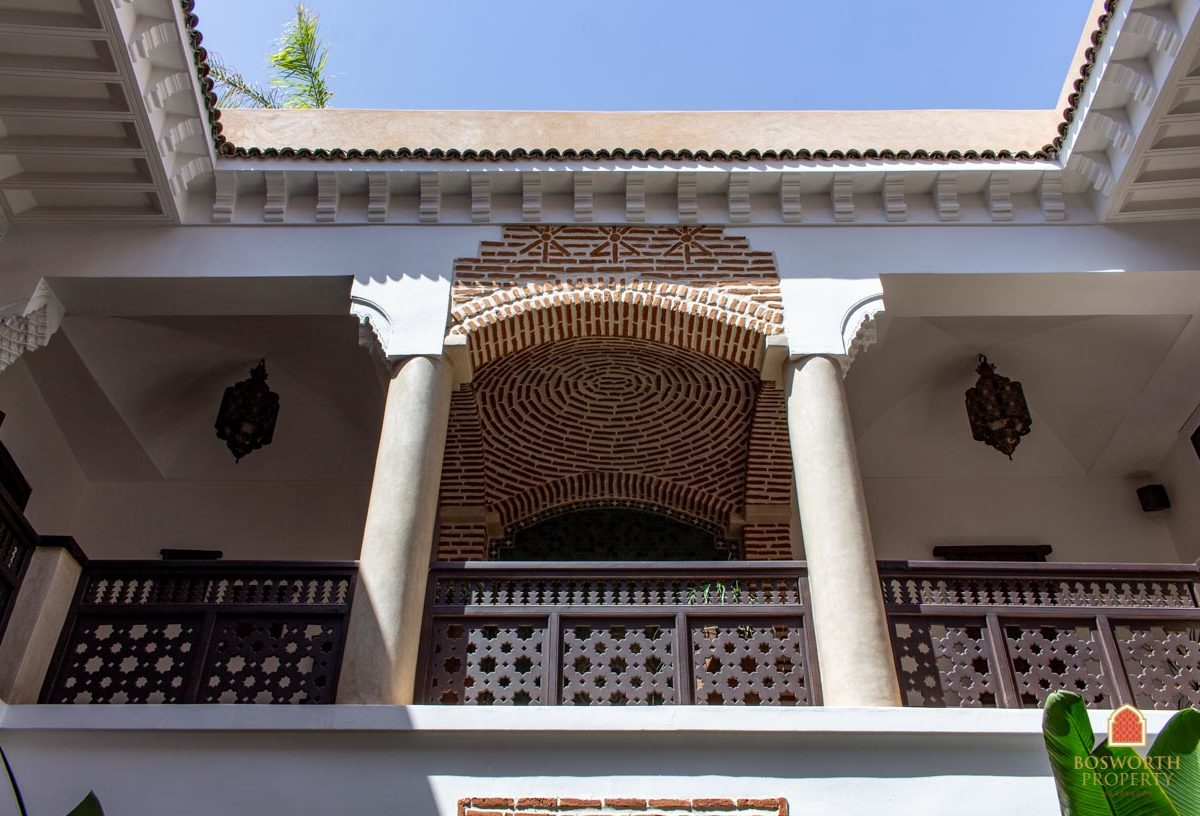 Riads For Sale Marrakech - Fabulous Family Riad For Sale Marrakech - Marrakesh Realty - Marrakech Real Estate - Immobilier Marrakech - Riads a Vendre Marrakech