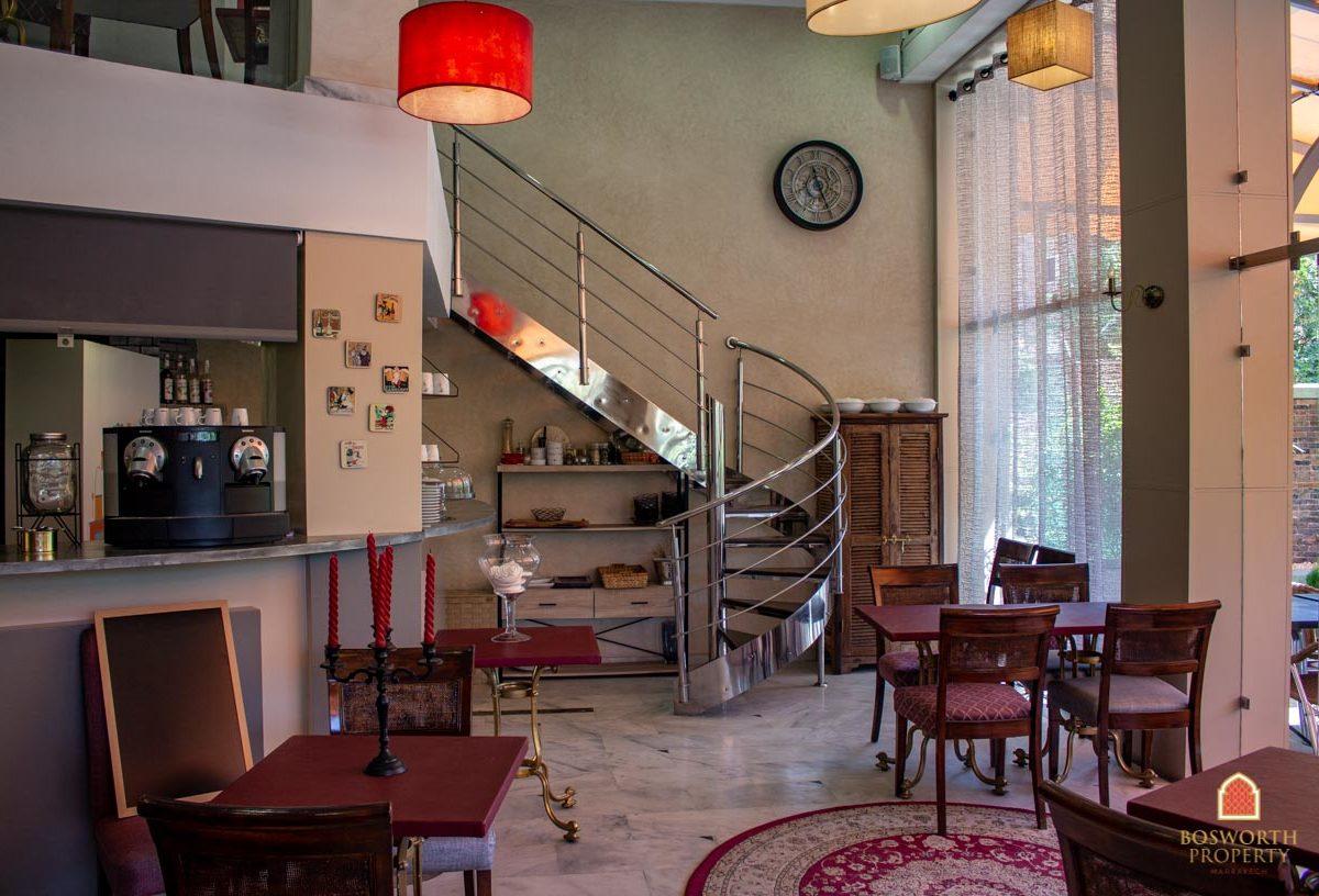 Restaurant For Sale Marrakech - Riads For Sale Marrakech - Riad For Sale Marrakech - Marrakesh Realty - Marrakech Real Estate - Immobilier Marrakech - Riads a Vendre Marrakech
