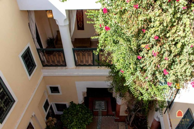 Riads For Sale Marrakech -Gorgeous Historic Riad For Sale Marrakech - Marrakesh Realty - Marrakech Real Estate - Immobilier Marrakech - Riads a Vendre Marrakech