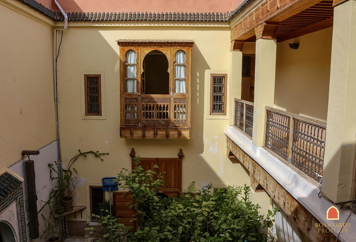 Riads For Sale Marrakech - Excellet Riad For Sale Good Location Marrakech - Marrakesh Realty - Marrakech Real Estate - Immobilier Marrakech - Riads a Vendre Marrakech
