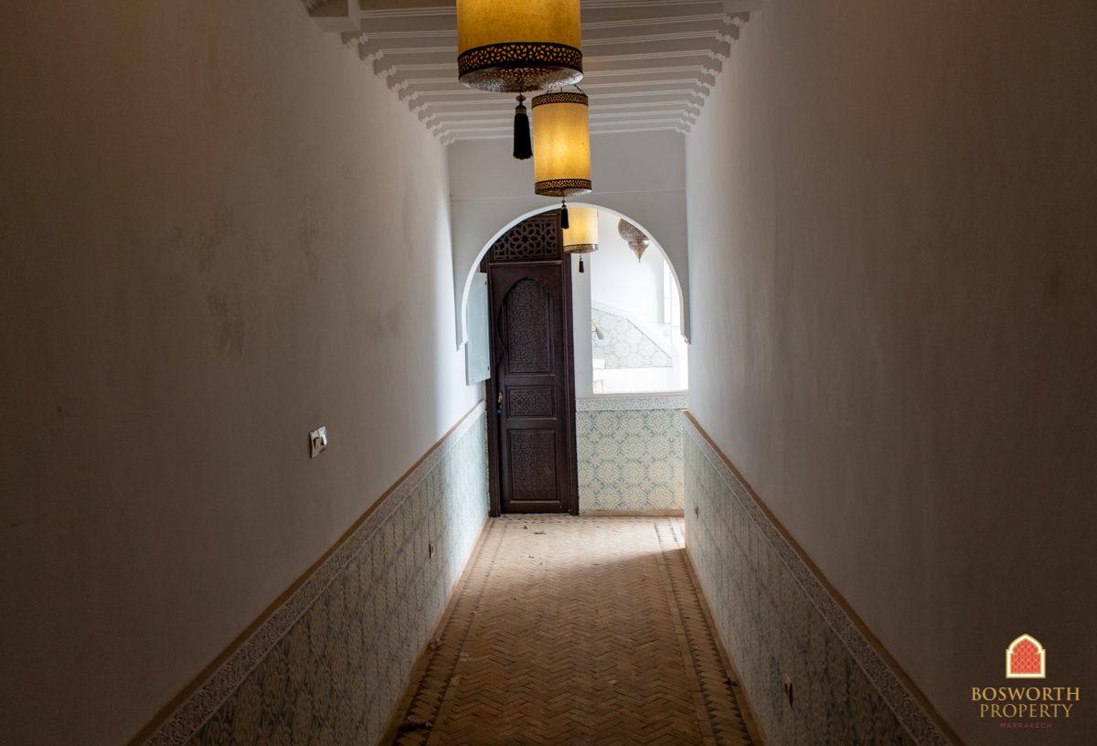 Riads For Sale Marrakech - Elegant 3 bedroom Riad For Sale Marrakech - Marrakesh Realty - Marrakech Real Estate - Immobilier Marrakech - Riads a Vendre Marrakech