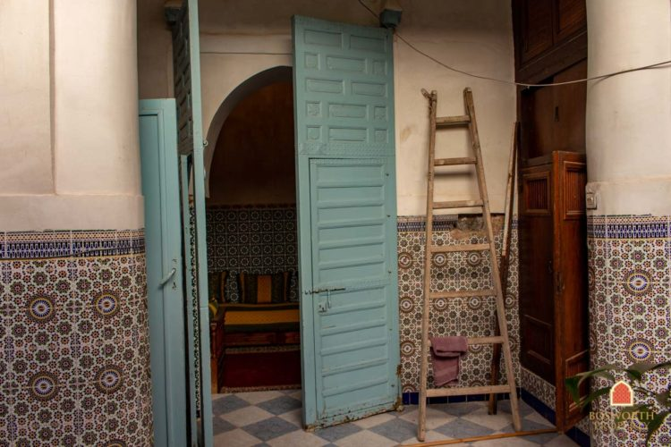 Riads For Sale Marrakech - Riad To Renovate For Sale Marrakech - Marrakesh Realty - Marrakech Real Estate - Immobilier Marrakech - Riads a Vendre Marrakech
