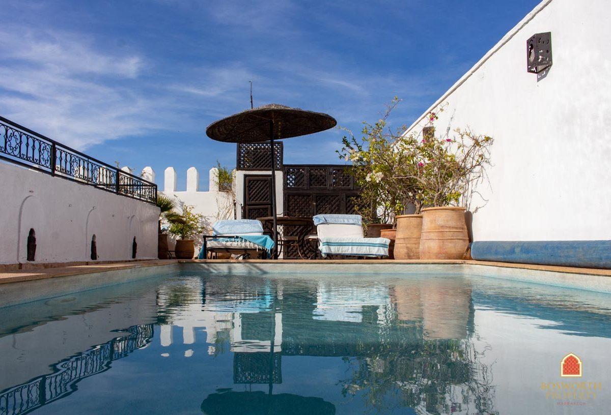 Riads For Sale Marrakech -Fabulous Riad Guesthouse For Sale Marrakech - Marrakesh Realty - Marrakech Real Estate - Immobilier Marrakech - Riads a Vendre Marrakech