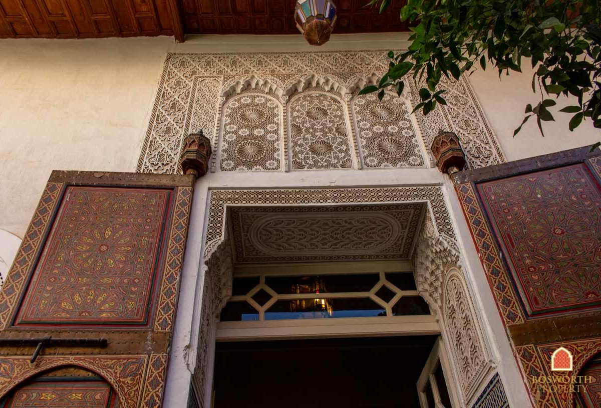 Riads For Sale Marrakech - Fabulous 19thC Riad For Sale Marrakech - Marrakesh Realty - Marrakech Real Estate - Immobilier Marrakech - Riads a Vendre Marrakech