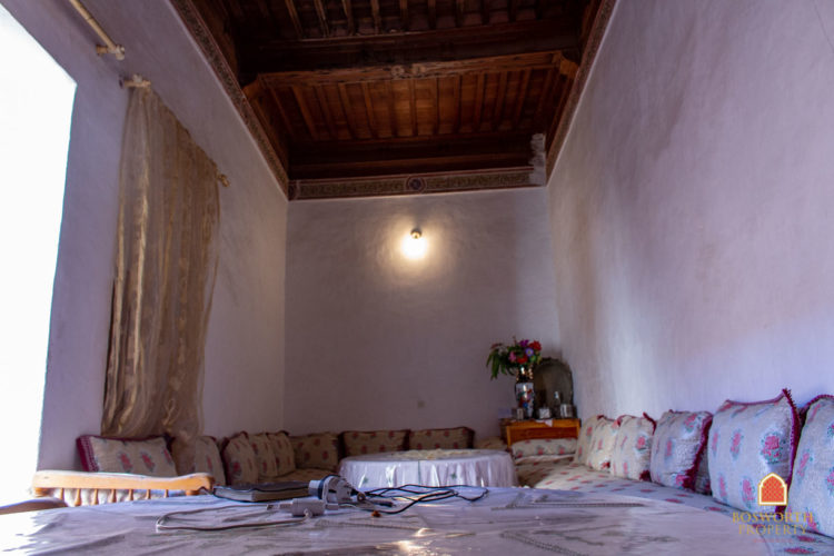 Riad To Renovate Jemaa El Fna - Riads For Sale Marrakech - Riad For Sale Marrakech - Marrakesh Realty - Marrakech Real Estate - Immobilier Marrakech - Riads a Vendre Marrakech