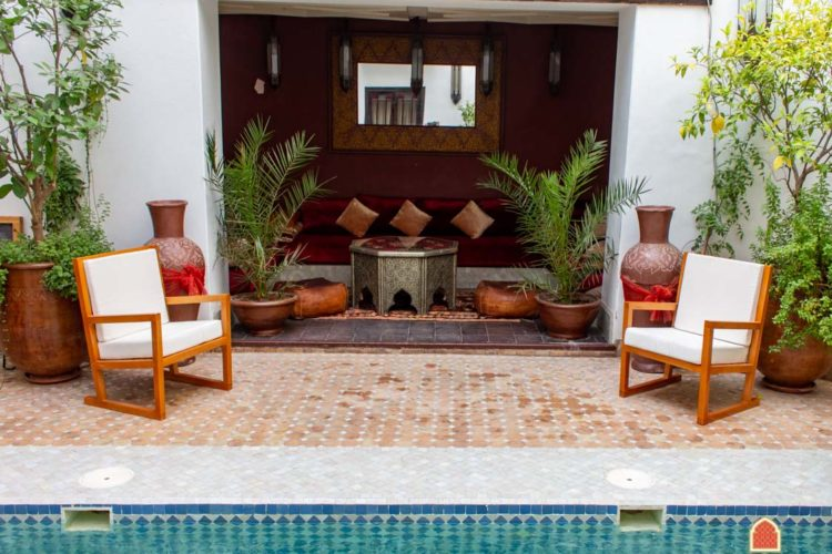 Riads For Sale Marrakech - Elegant Riad Guesthouse For Sale Marrakech - Marrakesh Realty - Marrakech Real Estate - Immobilier Marrakech - Riads a Vendre Marrakech