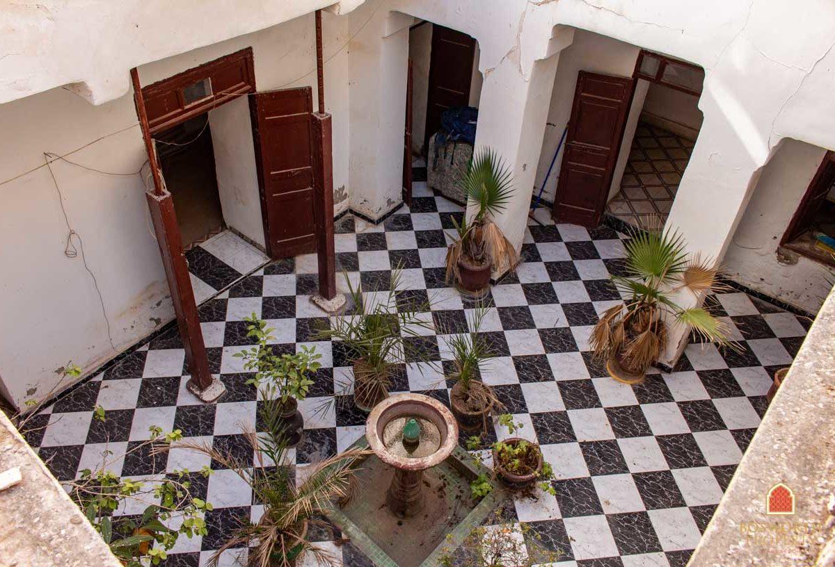 Riads For Sale Marrakech - Riad To Renovate Riad Laarous For Sale Marrakech - Marrakesh Realty - Marrakech Real Estate - Immobilier Marrakech - Riads a Vendre Marrakech