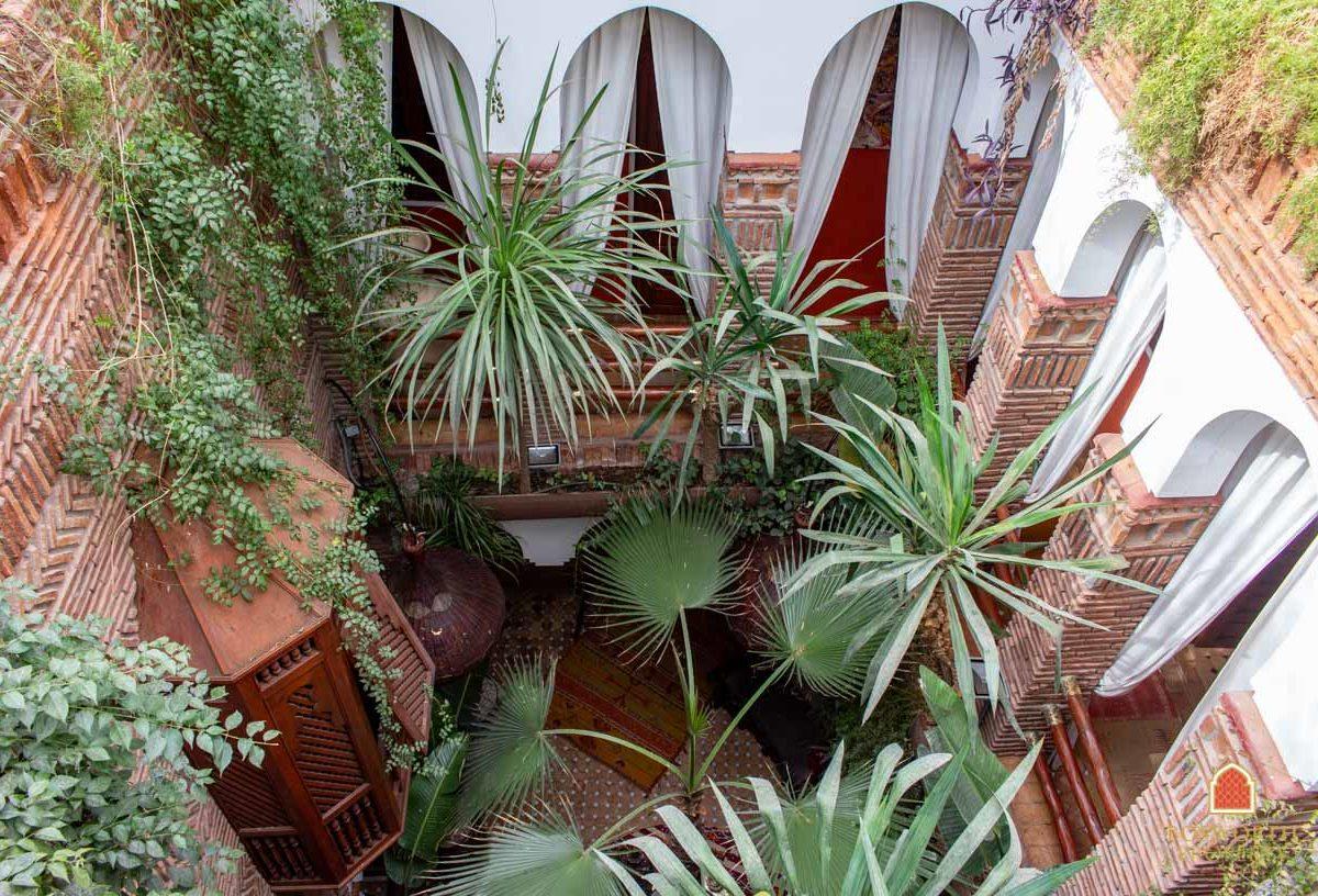Riads For Sale Marrakech - Gorgeous Guesthouse Riad For Sale Marrakech - Marrakesh Realty - Marrakech Real Estate - Immobilier Marrakech - Riads a Vendre Marrakech