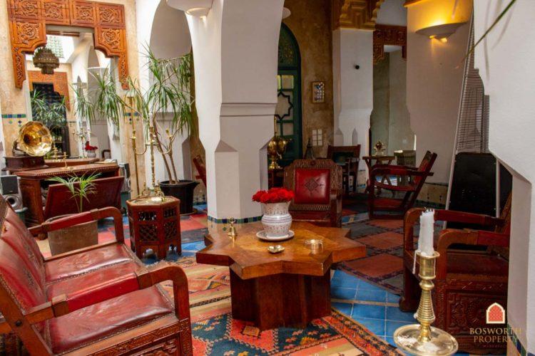 Riads For Sale Marrakech - Big Riad Guesthouse For Sale Marrakech - Marrakesh Realty - Marrakech Real Estate - Immobilier Marrakech - Riads a Vendre Marrakech