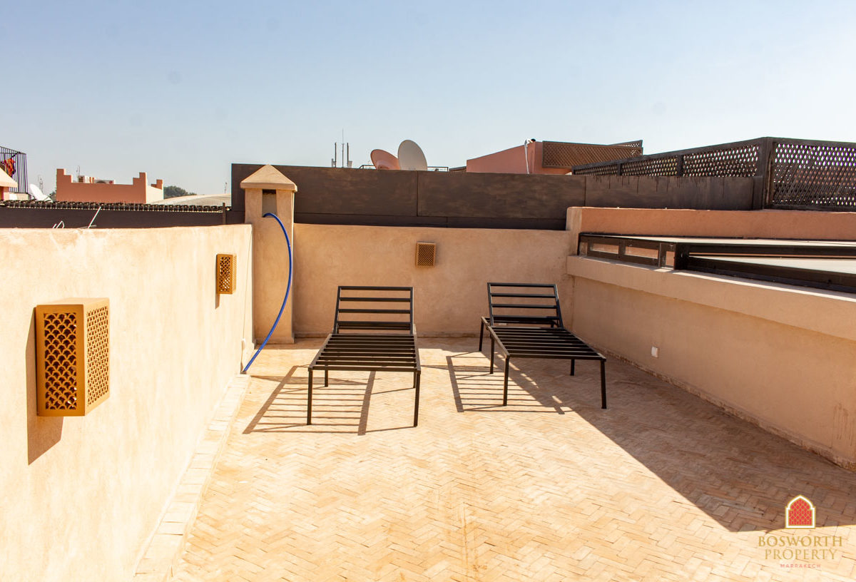 Riads For Sale Marrakech - Riad For Sale - Marrakesh Realty - Marrakech Real Estate - Splendid Contemporary Riad For Sale Marrakech