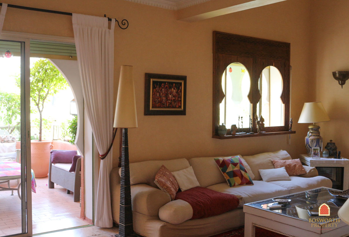 Stunning Apartment For Sale Marrakech Palm Grove - Marrakech Property - Marrakech Real Estate - Marrakech Apartment For Sale