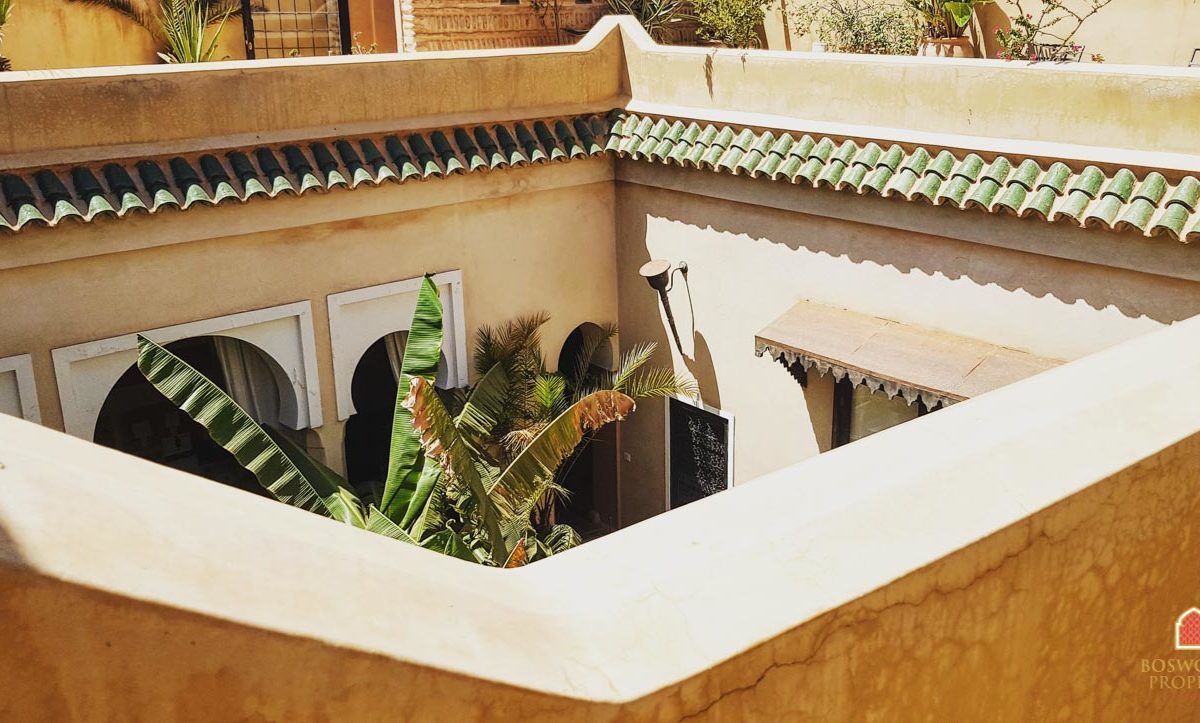 Bosworth Property Marrakech - Riads For Sale Marrakech - Marrakech Real Estate - Market Analysis Marrakech - Immobilier Marrakech