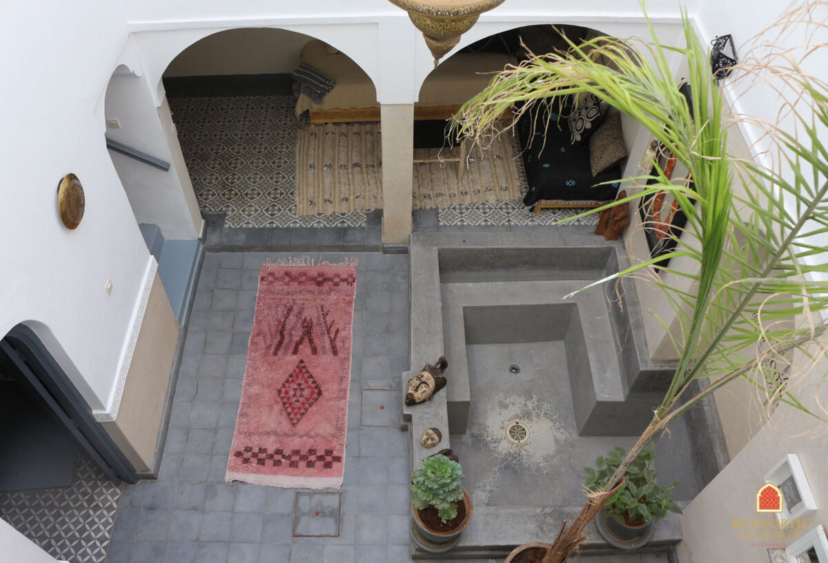 Bargain Cosy Riad For Sale Marrakech - Riads For Sale Marrakech - Marrakech Property - Marrakech Real Estate - Riads a Vendre Marrakech