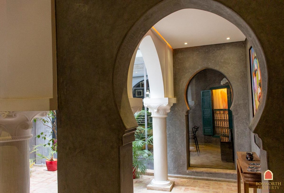 Riads For Sale Marrakech - Stunning Riad For Sale Marrakech - Marrakesh Realty - Marrakech Real Estate - Immobilier Marrakech - Riads a Vendre Marrakech