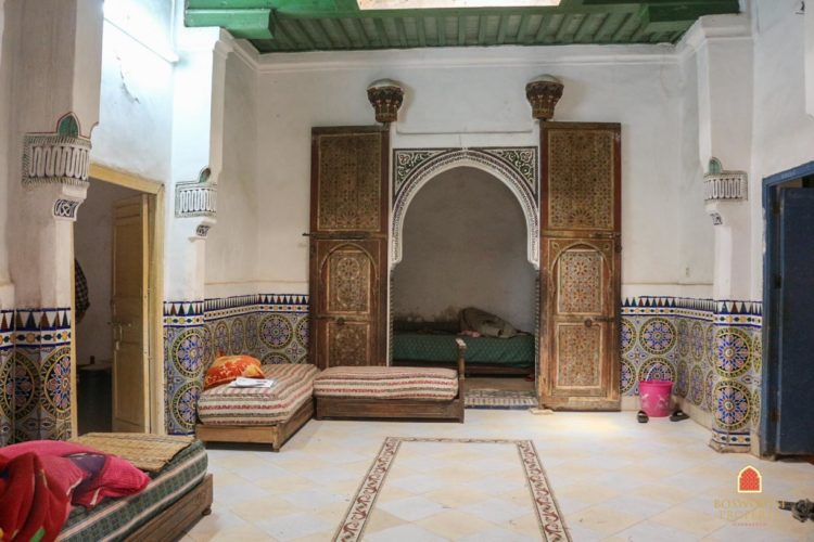Historic Riad For Sale Marrakech - Riads For Sale Marrakech - Marrakech Real Estate _ Riads a Vendre Marrakech - Immobilier Marrakech