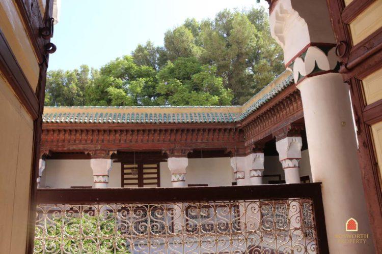 Riads For Sale Marrakech - Top Quality 19thC Riad For Sale Marrakech - Marrakesh Realty - Marrakech Real Estate - Immobilier Marrakech - Riads a Vendre Marrakech