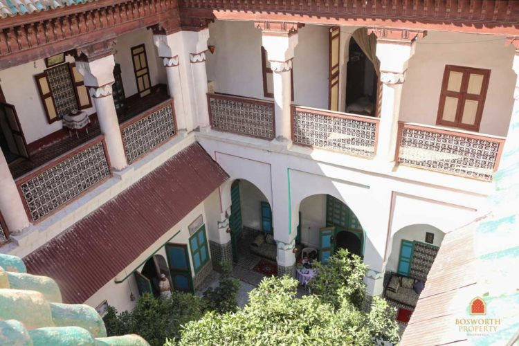 Riads For Sale Marrakech - Top Quality 19thC Riad For Sale Marrakech - Marrakesh Realty - Marrakech Real Estate - Immobilier Marrakech - Riads a Vendre Marrakech