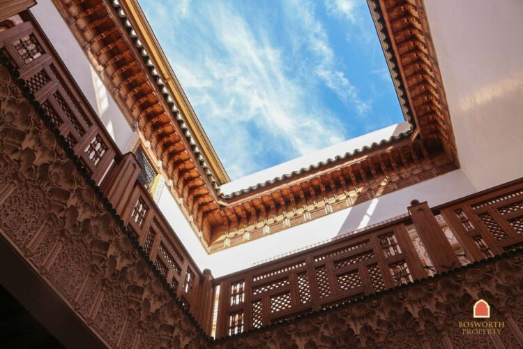 Original Historic Riad For Sale Marrakech - Riads For Sale Marrakech - Marrakech Real Estate - immobilier marrakech - Riads a Vendre
