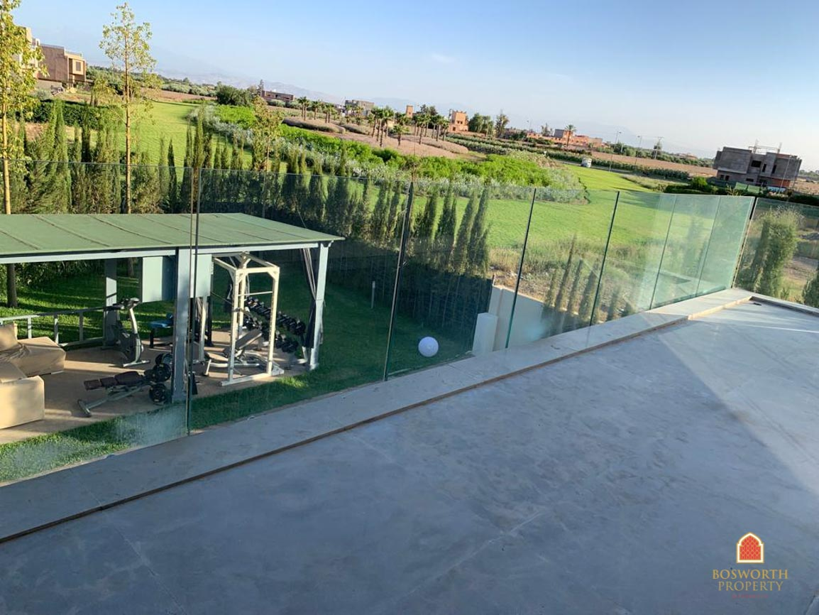 Villa For Sale Marrakech Argan - Riads For Sale Marrakech - Charming and Cosy Riad For Sale Marrakech - Marrakesh Realty - Marrakech Real Estate - Immobilier Marrakech - Riads a Vendre Marrakech