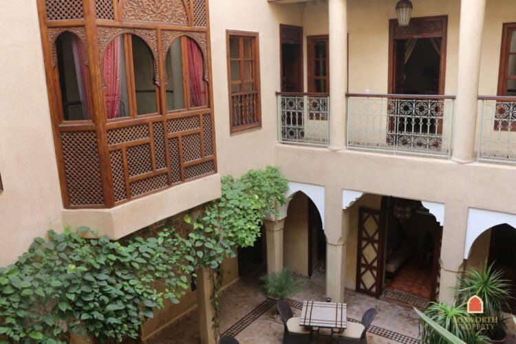Riads For Sale Marrakech - Bab Doukalla Riad For Sale Marrakech - Marrakesh Realty - Marrakech Real Estate - Immobilier Marrakech - Riads a Vendre Marrakech