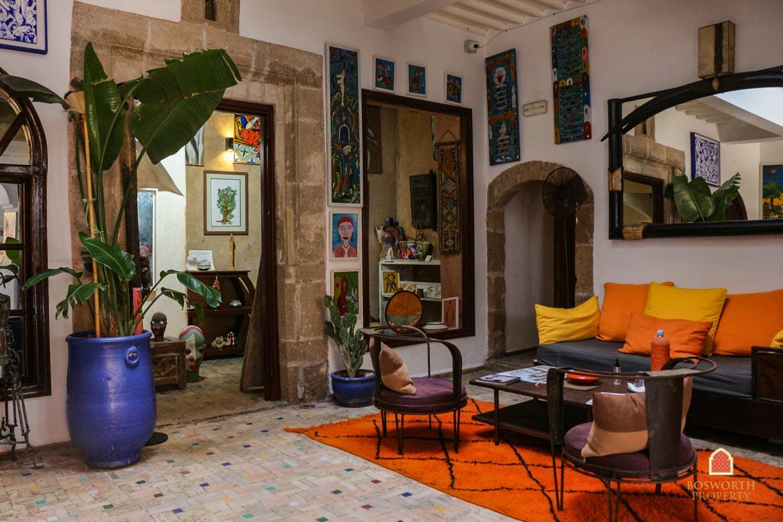 Excellent Riad For Sale Essaouira