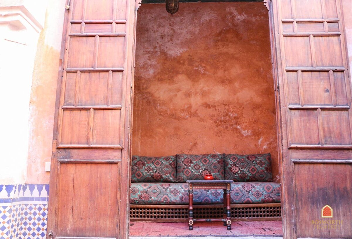 Riads For Sale Marrakech - Rare Historical Riad For Sale Marrakech - Marrakesh Realty - Marrakech Real Estate - Immobilier Marrakech - Riads a Vendre Marrakech