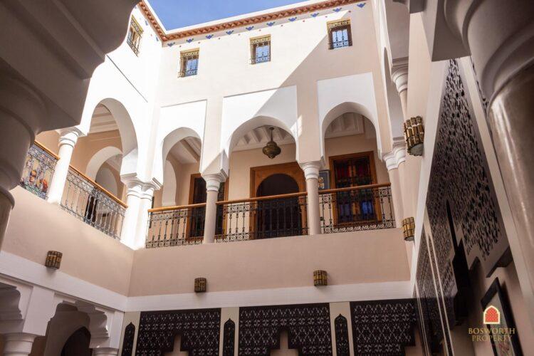 Luxury Riad and Spa For Sale Dar El Bacha Marrakech Medina - Riads For Sale Marrakech - Riad For Sale - Marrakech Real Estate - Immobilier Marrakech - Riads a Vendre Marrakech