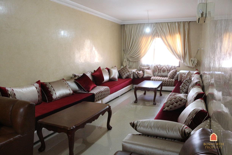 Apartment For Sale Marrakech Central Gueliz - apartments for sale marrakech - marrakech real estate - immobilier marrakech - apartement a vendre marrakech - Riads For Sale