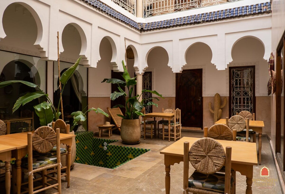 Top Riad Hotel For Sale Marrakech Medina - Riads For Sale Marrakech - Riad For Sale - Marrakech Real Estate - Riads a Vendre - Immobilier Marrakech