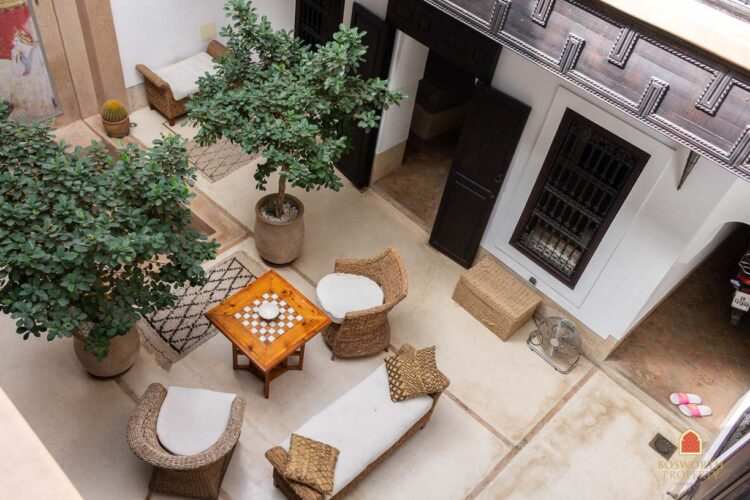 Little Luxury Riad For Sale Marrakech - Riads For Sale Marrakech - Marrakech Real Estate - Marrakesh Realty - Immobilier Marrakech - Riads A Vendre Marrakech