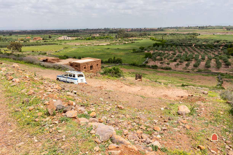 Land For Sale Marrakech Tahanaoute VNA - Marrakech Real Estate - terrain a vendre marrakech - Marrakesh Realty - Luxury Property Marrakech