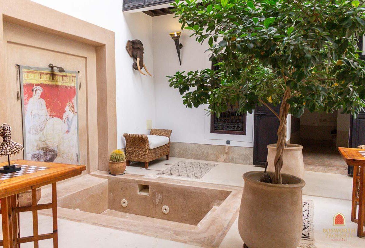 Little Luxury Riad For Sale Marrakech - Riads For Sale Marrakech - Marrakech Real Estate - Marrakesh Realty - Immobilier Marrakech - Riads A Vendre Marrakech