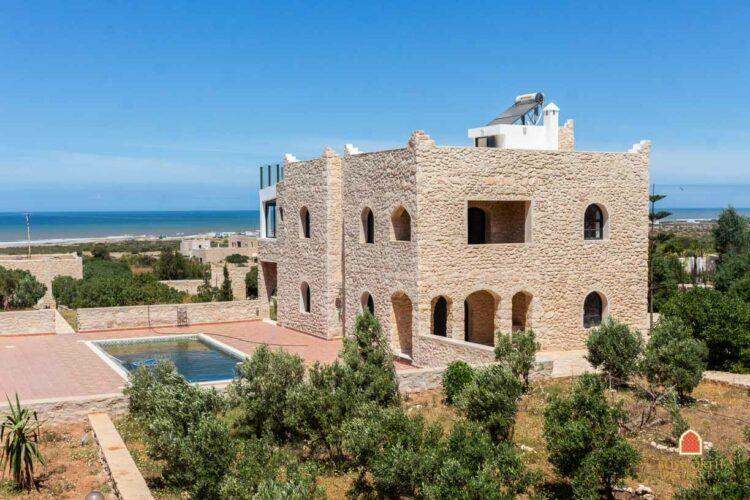 Seafront Villa For Sale Essaouira - Essaouira Real Estate - Immobilier Essaouira - Villa a Vendre Essaouira - Essaouira Property