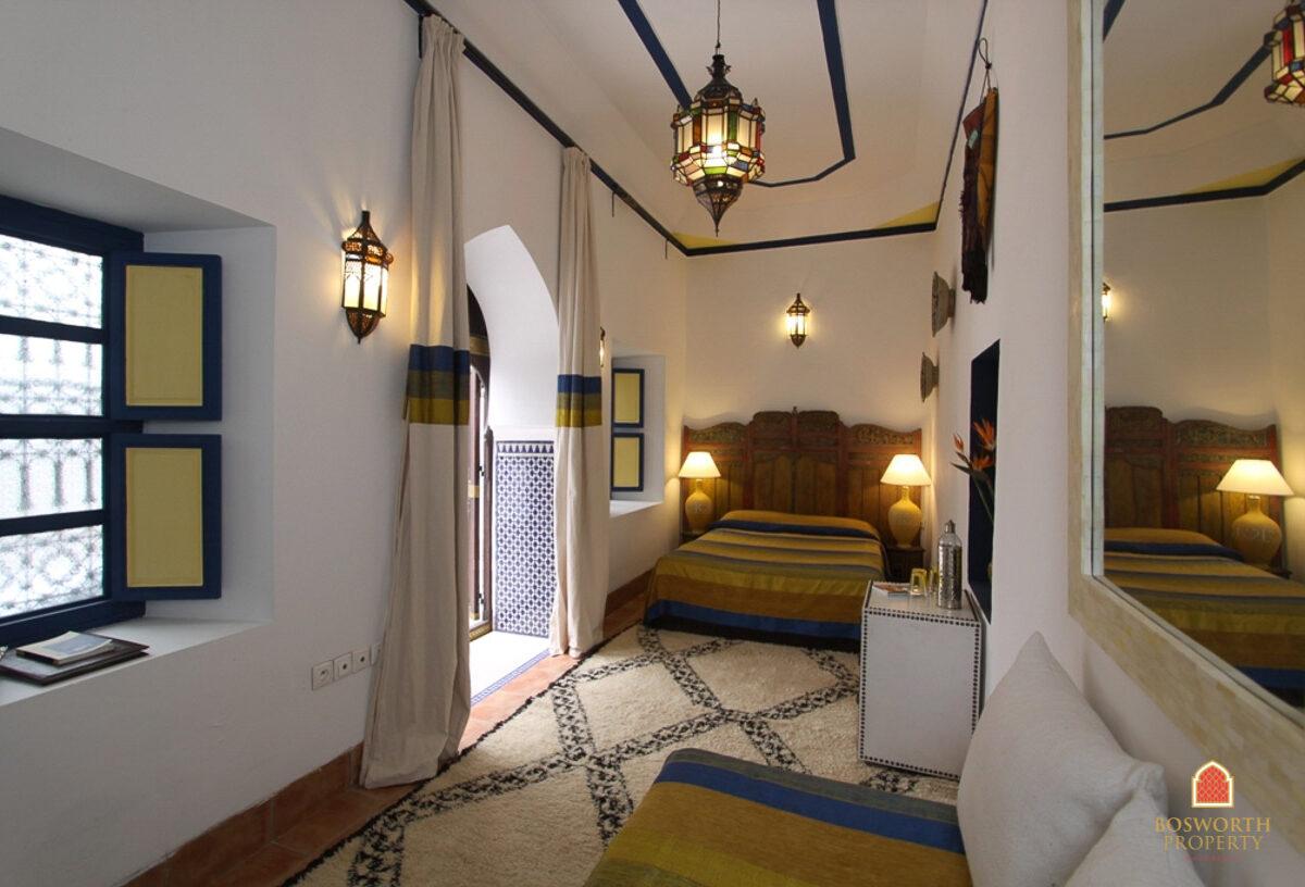 Excellent Value Riad Guesthouse For Sale Marrakech - Riads For Sale Marrakech - Marrakech Real Estate - Marrakesh Realty - immobilier marrakech - riads a vendre marrakech